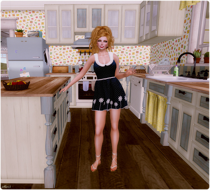 "Check out the Second Life Pic of the Day, ""Style - Come on Over"", photo by Alicia Chenaux. http://bit.ly/MwPyqX"