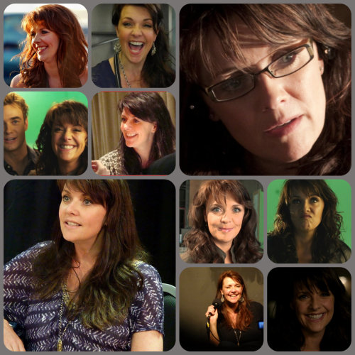 Faces of Amanda Tapping