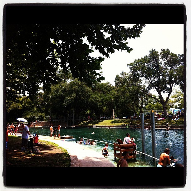 Beautiful day in New Braunfels