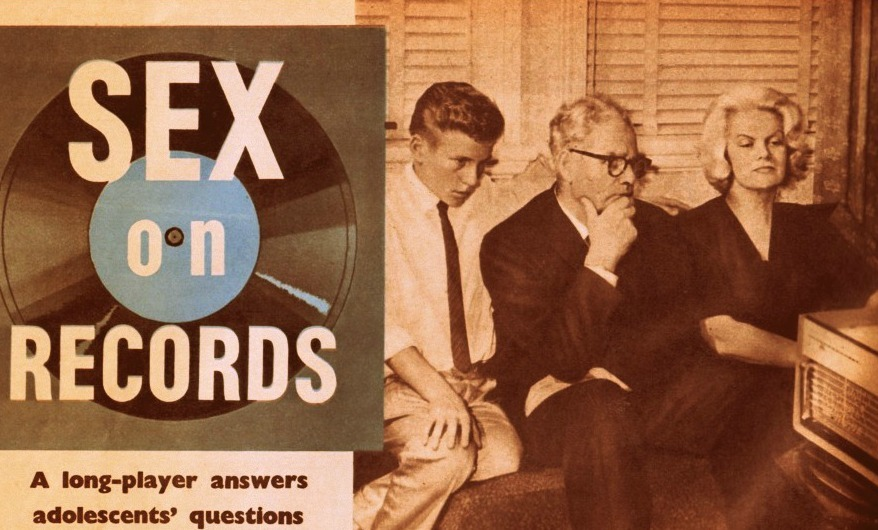 Sex Ed for the whole family 1950s