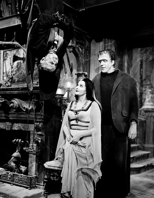 vintagegal:  The Munsters