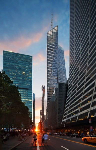thisnewurbanity:  Bank of America Tower at One Bryant Park | Cook + Fox Architects