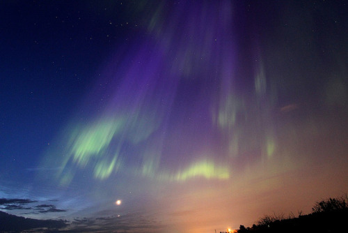 Auroral Storm - July 14/15, 2012 by ratzlaff on Flickr.