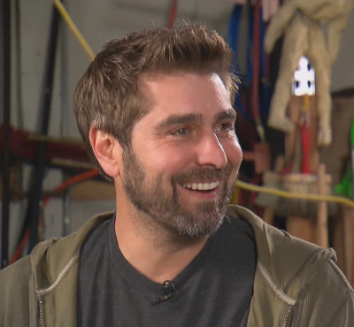famousfacialhair:  Tory Belleci