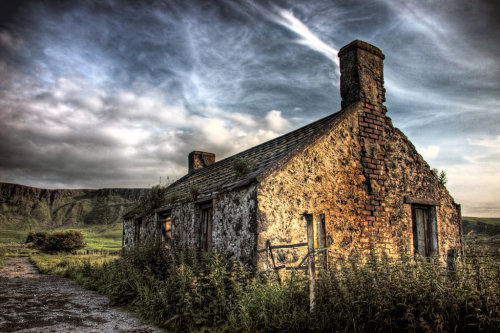 Irish Cottage HDR. by ~jamesparr