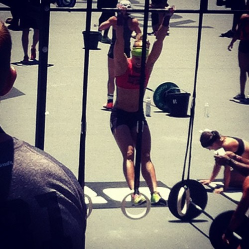 Earned. #crossfitgnc #2012rcfgames #fitfluential  (Taken with Instagram)