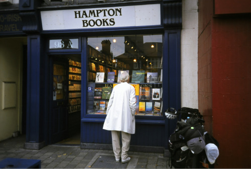 August 25, 2003​ Mr. John Keane Hampton Books 93A Morehampton Road Donnybrook, Dublin 4 Ireland Thank you so much for the book recommendations you made to me when I was cycling through Dublin on my way round Ireland last month.  You suggested That They May Face the Rising Sun by John McGahern and The Butcher Boy by McCabe.   After the macabre but page-turning Butcher Boy, I was rewarded to the treat of the fine narrative of McGahern's book.  Next I bought and ventured into Cal by Bernard MacLaverty; another one you had recommended but did not have in stock.  I enjoyed MacLaverty's writing most of the three-clear telling of a good story-and I felt I came away from Cal with a much better understanding of the complexities of the 'troubles' and the troubled young men who used them as a cover for beating their youthful warm drums.  So, next I bought MacLaverty's Grace Notes, which I loved, and shoved under the nose of a pianist/teacher friend (now my lovely wife Marianne) once I arrived back home.  And then I picked up McGahern's Amongst Women, another treat by him. Thanks in no small part to your input, I had a great literary month cycling around Ireland.  And I learned much more about the place than I would have otherwise.   Thanks for being there.