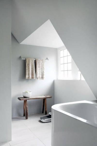 A wildling bathroom.