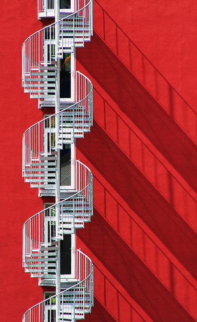 Stairs by swisscan on Flickr.
