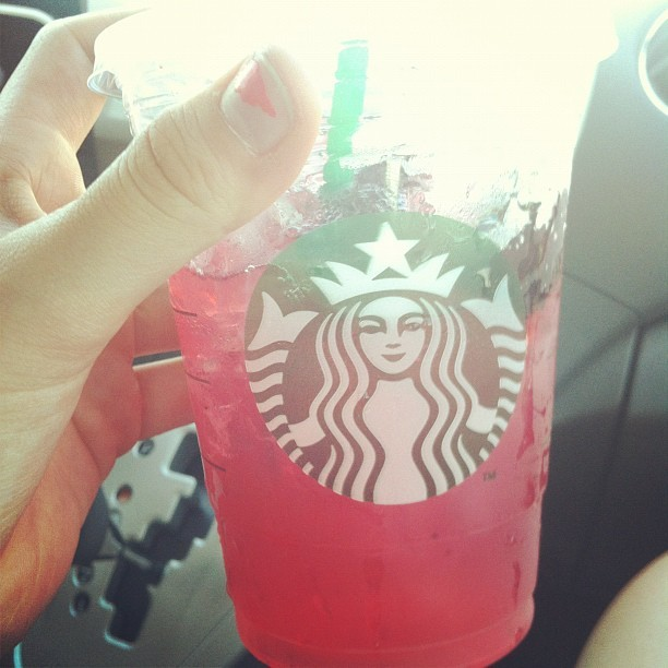#starbucks #date with my mom  (Taken with Instagram)