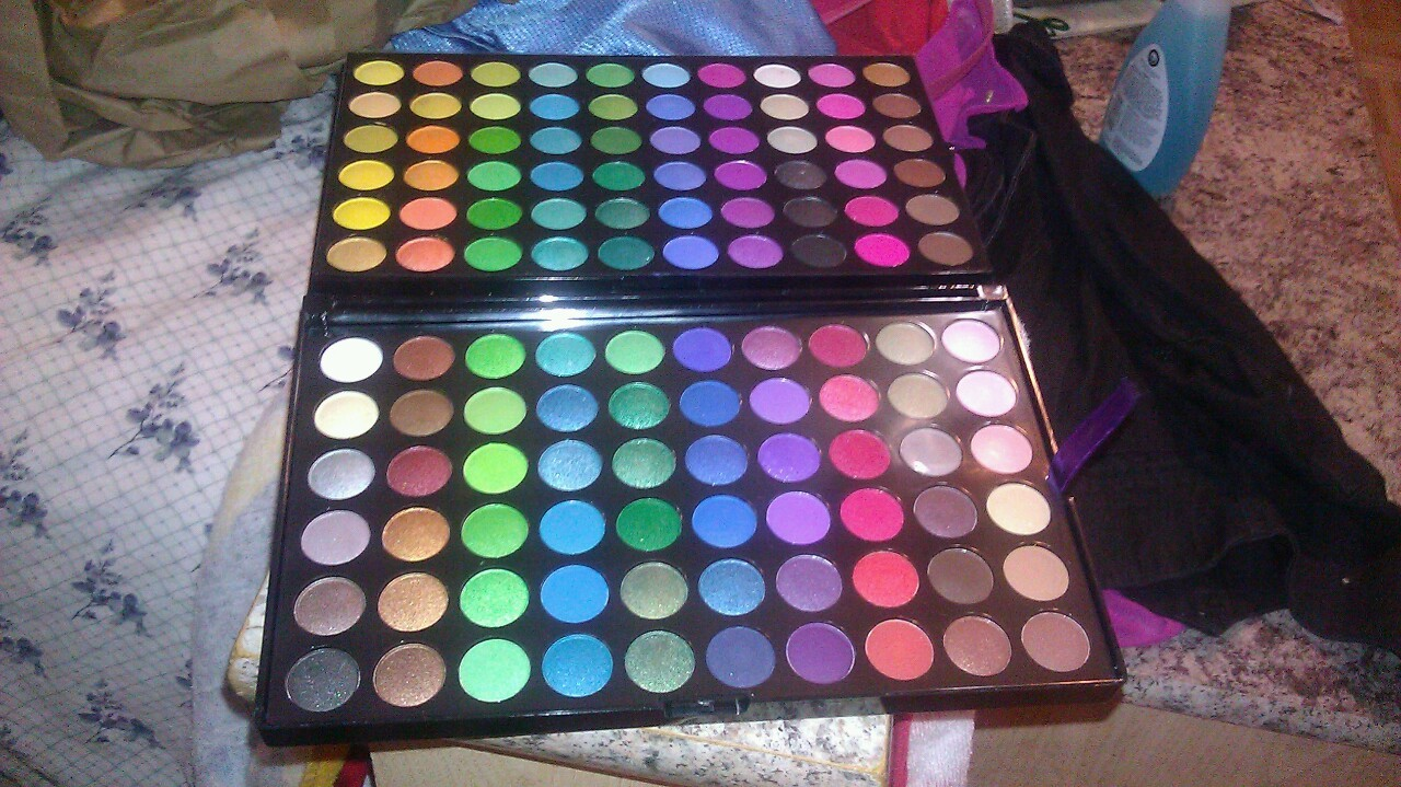 Now, lets enter the exciting world of makeup. *Sigh*
