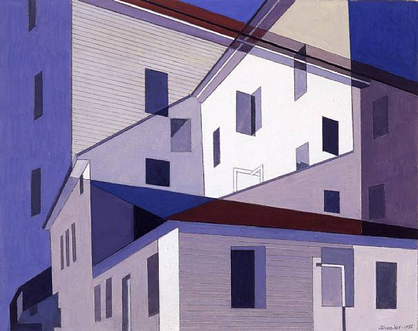 Color Illustrations | Charles Sheeler | 724