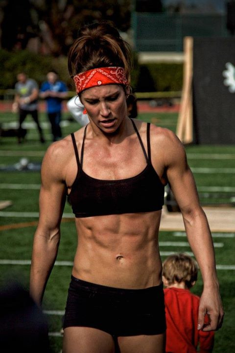 crossfittinhawaiiantexaschick:  Andrea freaking Ager…