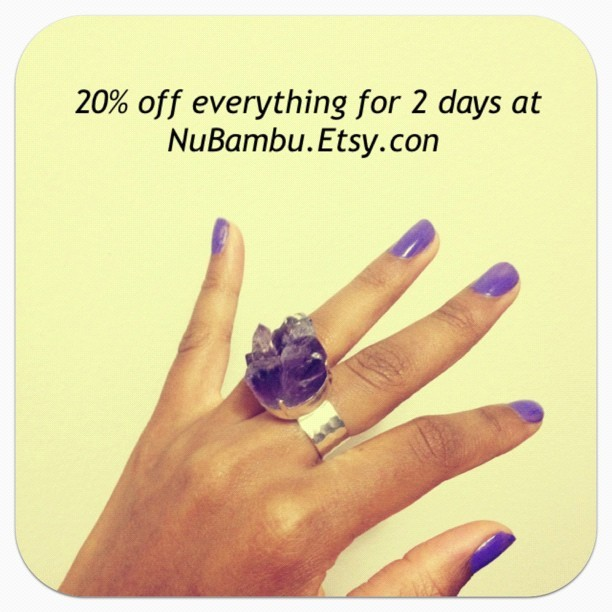 #nubambu #jewelry #fashion #style #iphonesia #iphoneology #sale #instafashion #instagramhub  (Taken with Instagram)