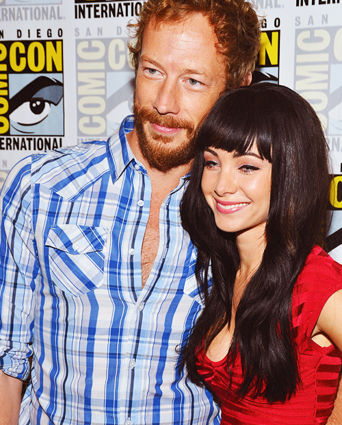 ahh, I love Ksenia Solo!  gonna have to watch some Lost Girl tonight