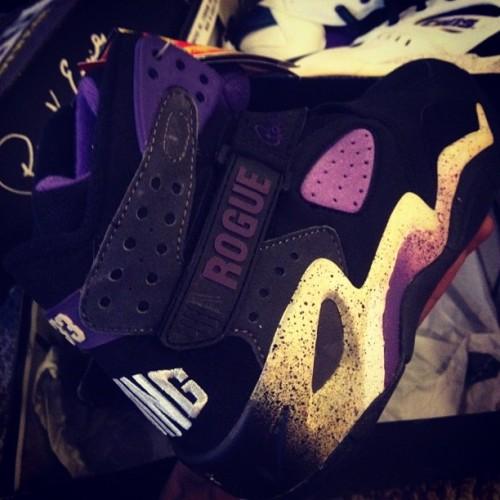DS Patrick Ewing #CHA$E #Rare  (Taken with Instagram)