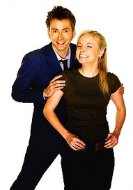 "badwolfwill:  danielee12free:  David Tennant (10th Doctor) married Georgia Moffett (the 10th Doctor's daughter in the episode ""The Doctor's Daughter""), who is the daughter of Peter Davison (5th Doctor) and they had a daughter.  So the Doctor's daughter played the Doctor's daughter in ""The Doctor's Daughter"" and then married the Doctor and had the Doctor's daughter."