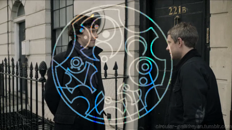 """221B Baker Street""  (requested by mytardishaswings) [Mod note: I'm perfectly fine with Sherlock requests as well!]"