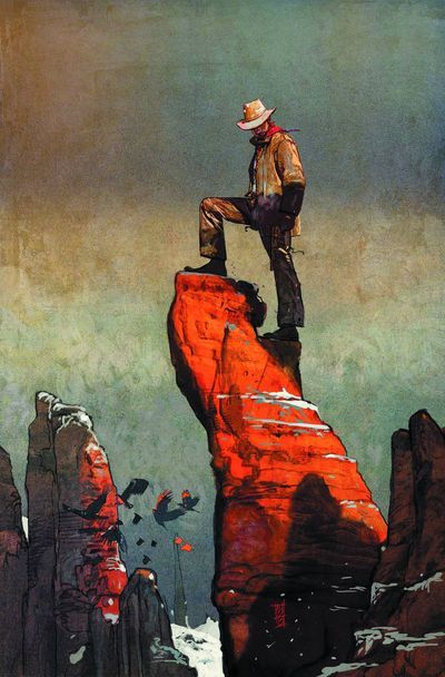 Market Monday Dark Tower: The Gunslinger - The Man In Black #2 co-written by Robin Furth  Young Jake faces peril in the tunnels! Will Roland be able to save him? As the Man in Black's treacheries thicken, Roland must make a his biggest sacrifice yet. Roland's mind-bending journey towards the Dark Tower continues in this beloved Stephen King adaptation!