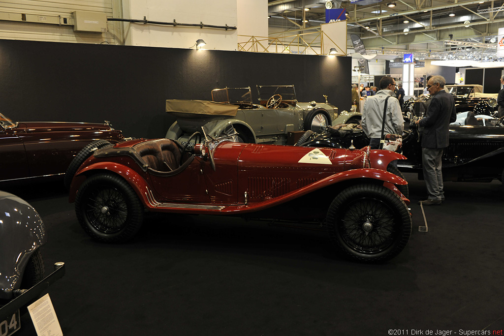 and-the-distance:  1929 Alfa Romeo 6C 1750 Super Sport Zagato Spyder