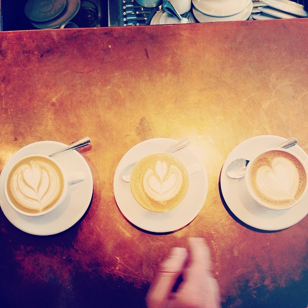#competitioncapp and Mario for the win! @handsomeroaster (Taken with Instagram at Handsome Coffee Roasters)