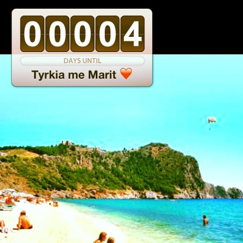 #cant  #wait  #so #excited #tyrkia #gledes #syden ❤❤ (Taken with Instagram)