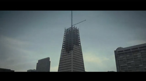 The Transamerica time-lapse sequence from Zodiac (via things)