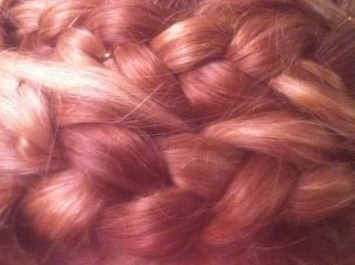 braid your hair.