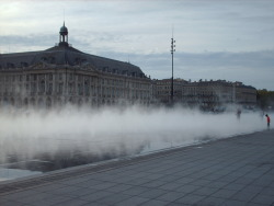 Place de la Bourse - Bordeaux - France