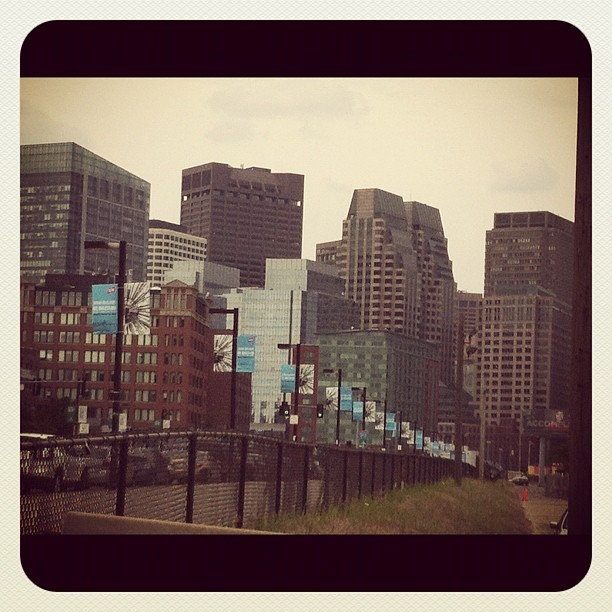 Farewell Boston! It was a pleasure as always :) (Taken with Instagram)