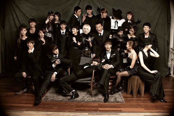 JYP Artists Gather for 'JYP Nation' Concert in August