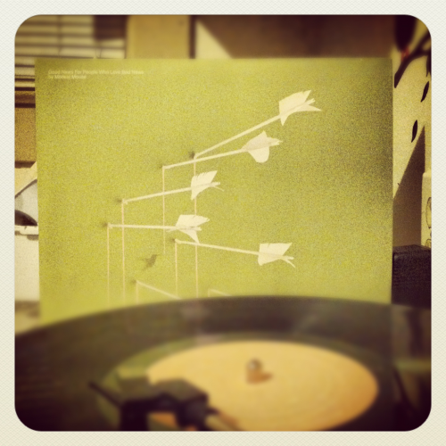 New Vinyl  Modest Mouse - Good News For People Who Love Bad News.
