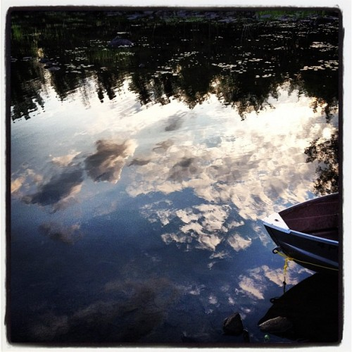 Lake Charles #summer #novascotia  (Taken with Instagram)