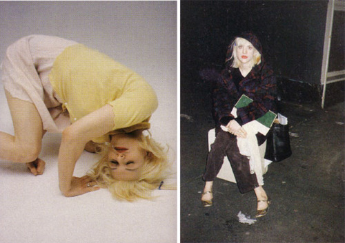 suicideblonde:  Courtney Love photographed by Juergen Teller for i-D Magazine, April 1994