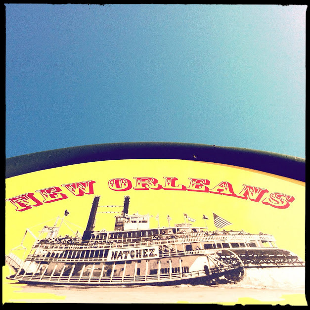 new orleans steamboat, new orleans, 2011 series, taken with hipstaphone (iPhone), shooting from the hip series.