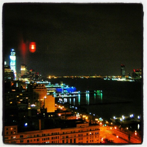 Sick roof top view. :D (Taken with Instagram)