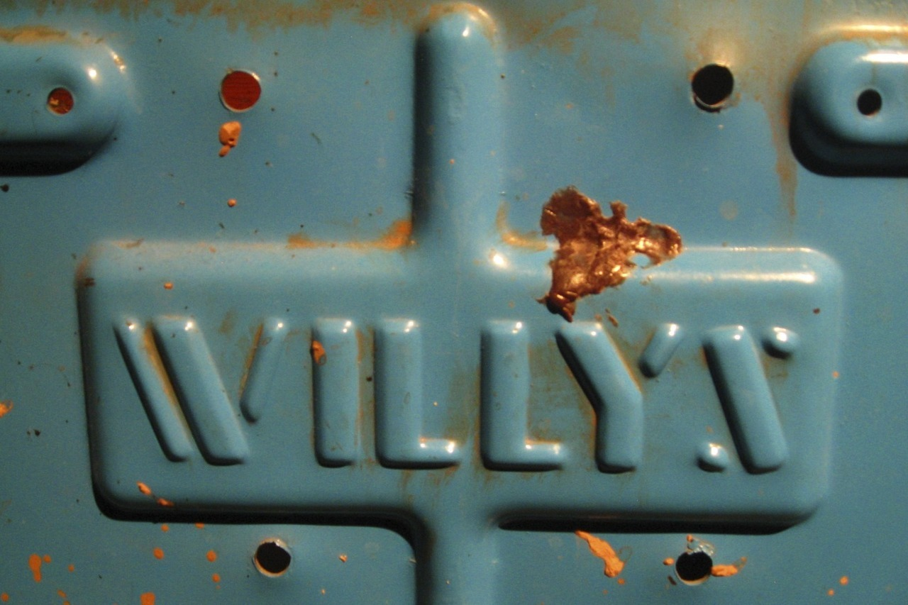 Legendary #Willys Logo