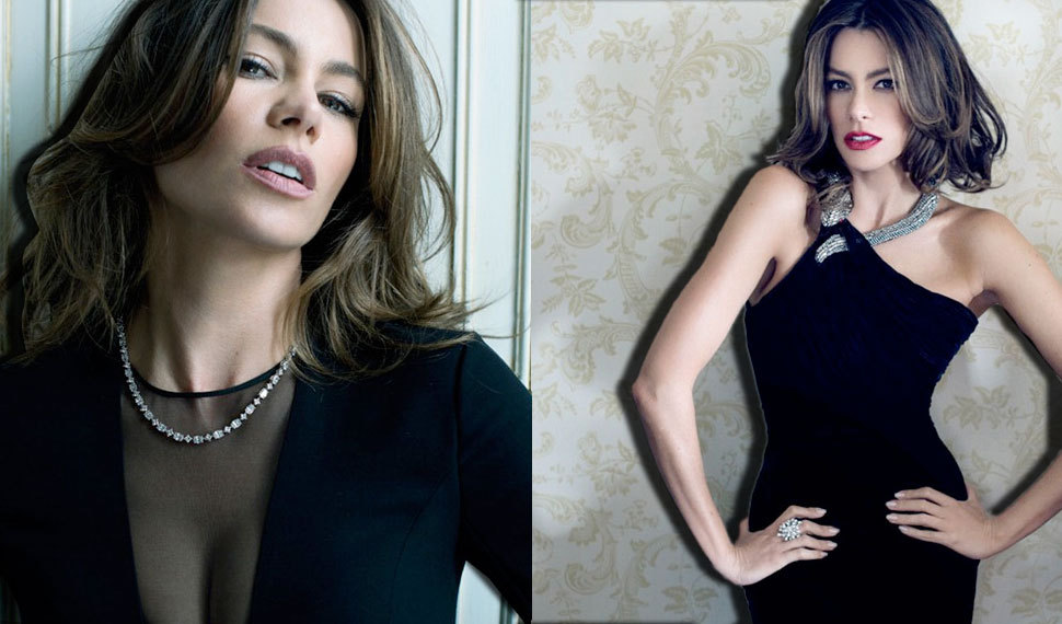 Vanity Fair Spain | Marc Hom | Sofia Vergara | July 2012