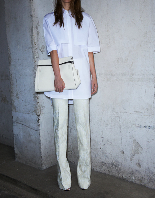 "but of course"",all white celine"