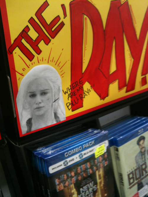 Seen in the Blu-Ray aisle of JB Hi-Fi today.