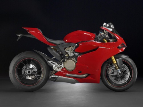 Ducati 1199 Panigale. Half way there to buying it, 1 or 2 more years of saving, but by then I'll probably buy a better version.