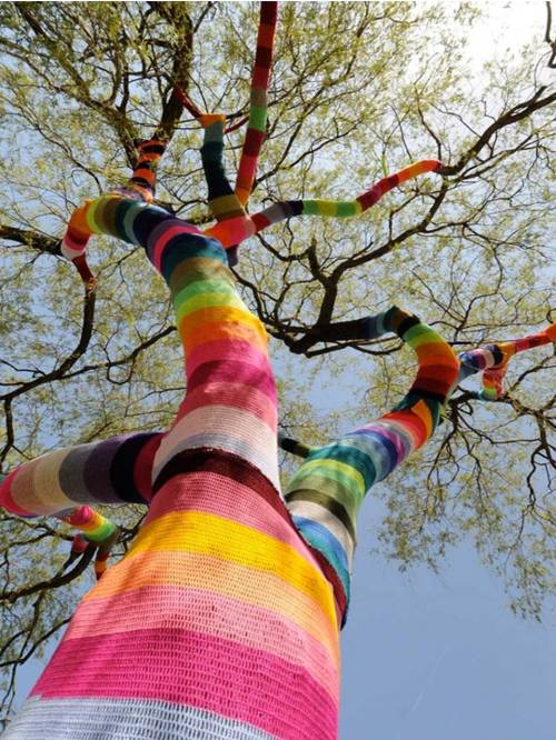 The Knitted Tree