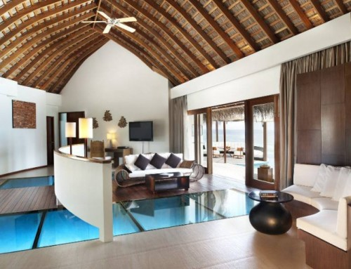 homedesigning:  The Dazzling W Retreat and Spa, Maldives