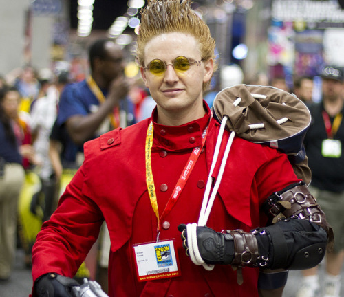 Vash the Stampede by San Diego Shooter on Flickr.