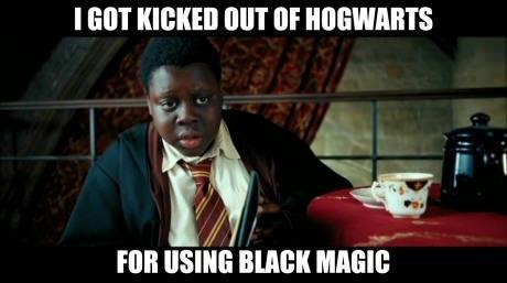 the-absolute-funniest-posts:  More proof that Hogwarts is racist!