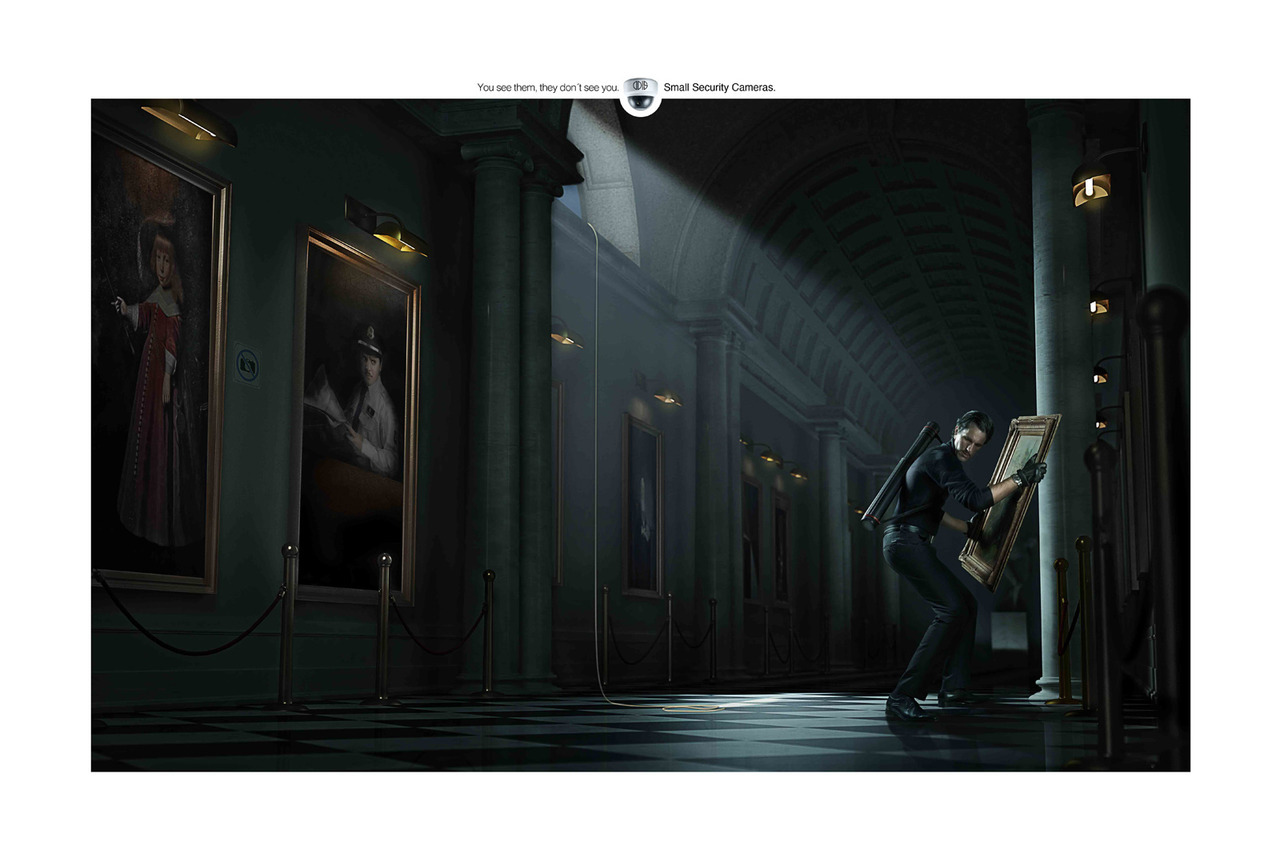OGILVY (Chile) for Odis Security Camera