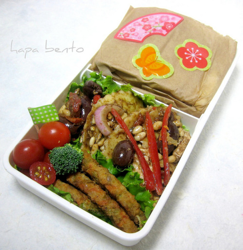 Back to School Bento #7 by hapa bento on Flickr.