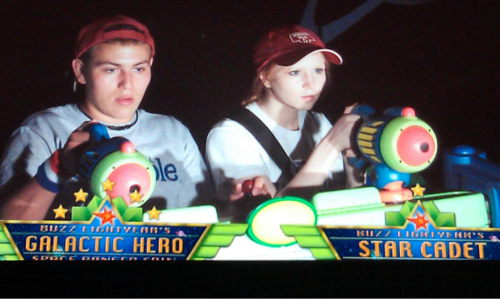 Totally owned the boyfriend at astroblasters. I'm a winner, bitches.