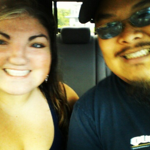My love and I :) #love  (Taken with Instagram)