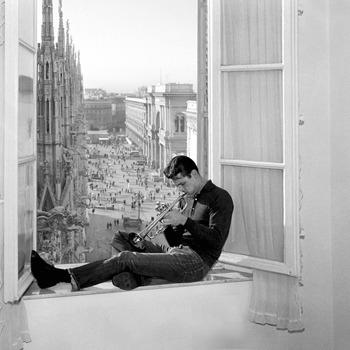 jazzpages:  Chet Baker, Milan I will be spending the next month in Italy. Have a good summer and I'll see you all again in August. All the best, Rick (jazzpages)